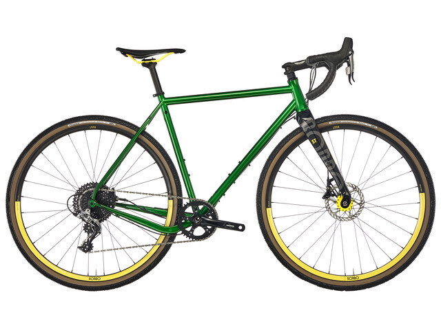 RONDO Ruut ST Gravel Plus Cyclocross grön